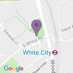 Troubadour White City Theatre - Teaterets adresse