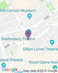 Shaftesbury Theatre - Teaterets adresse
