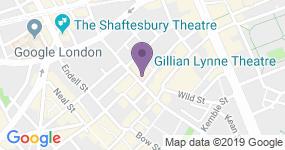 Gillian Lynne Theatre - Teaterets adresse