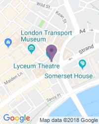 Lyceum Theatre - Teaterets adresse