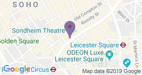 Sondheim Theatre - Teaterets adresse