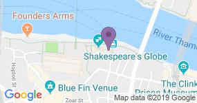 Globe Theatre - Teaterets adresse
