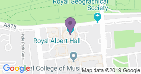 Royal Albert Hall - Teaterets adresse