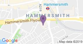 Hammersmith Apollo (Eventim) - Teaterets adresse