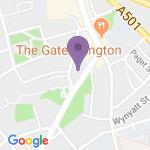 Sadlers Wells - Teaterets adresse