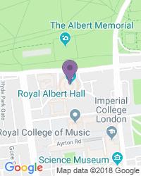 Royal Albert Hall - Teaterets adresse