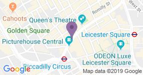 Lyric Theatre - Teaterets adresse