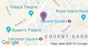 St Martins Theatre - Teaterets adresse