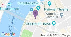 Royal Festival Hall - Teaterets adresse