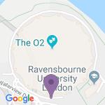 The O2 - Teaterets adresse