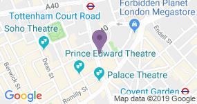 Phoenix Theatre - Teaterets adresse