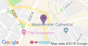 Victoria Palace - Teaterets adresse