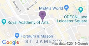 Criterion Theatre - Teaterets adresse