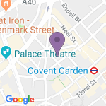 Cambridge Theatre - Teaterets adresse