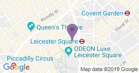 London Hippodrome - Teaterets adresse