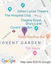 Royal Opera House - Teaterets adresse