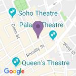 Prince Edward Theatre - Teaterets adresse