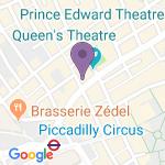 Gielgud Theatre - Teaterets adresse