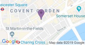 Vaudeville Theatre - Teaterets adresse