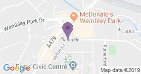 Troubadour Theatre - Wembley - Teaterets adresse