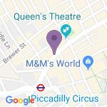 Apollo Theatre - Teaterets adresse