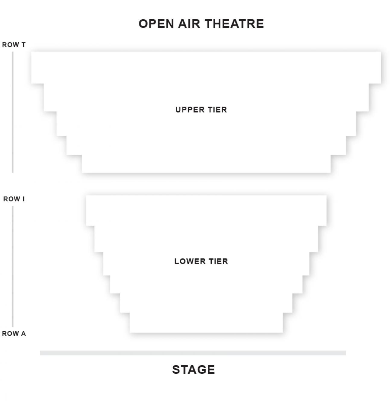Open Air seteplan